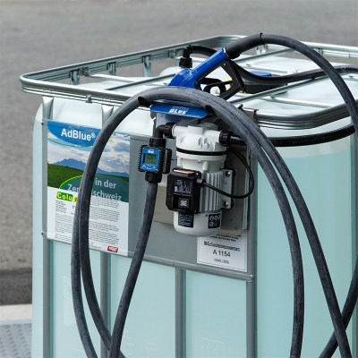 Pumpe IBC Tank