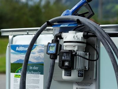 Pumpe für IBC Tank
