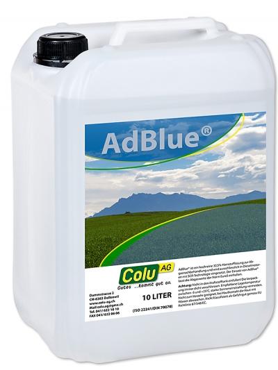 Kanister 10l Adblue